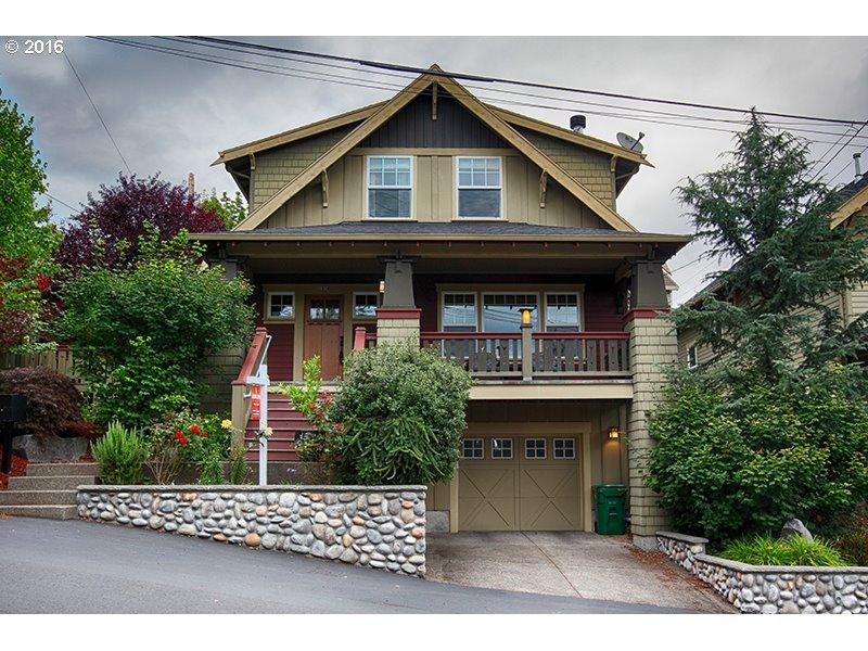 2939 SW CUSTER ST, Portland OR 97219