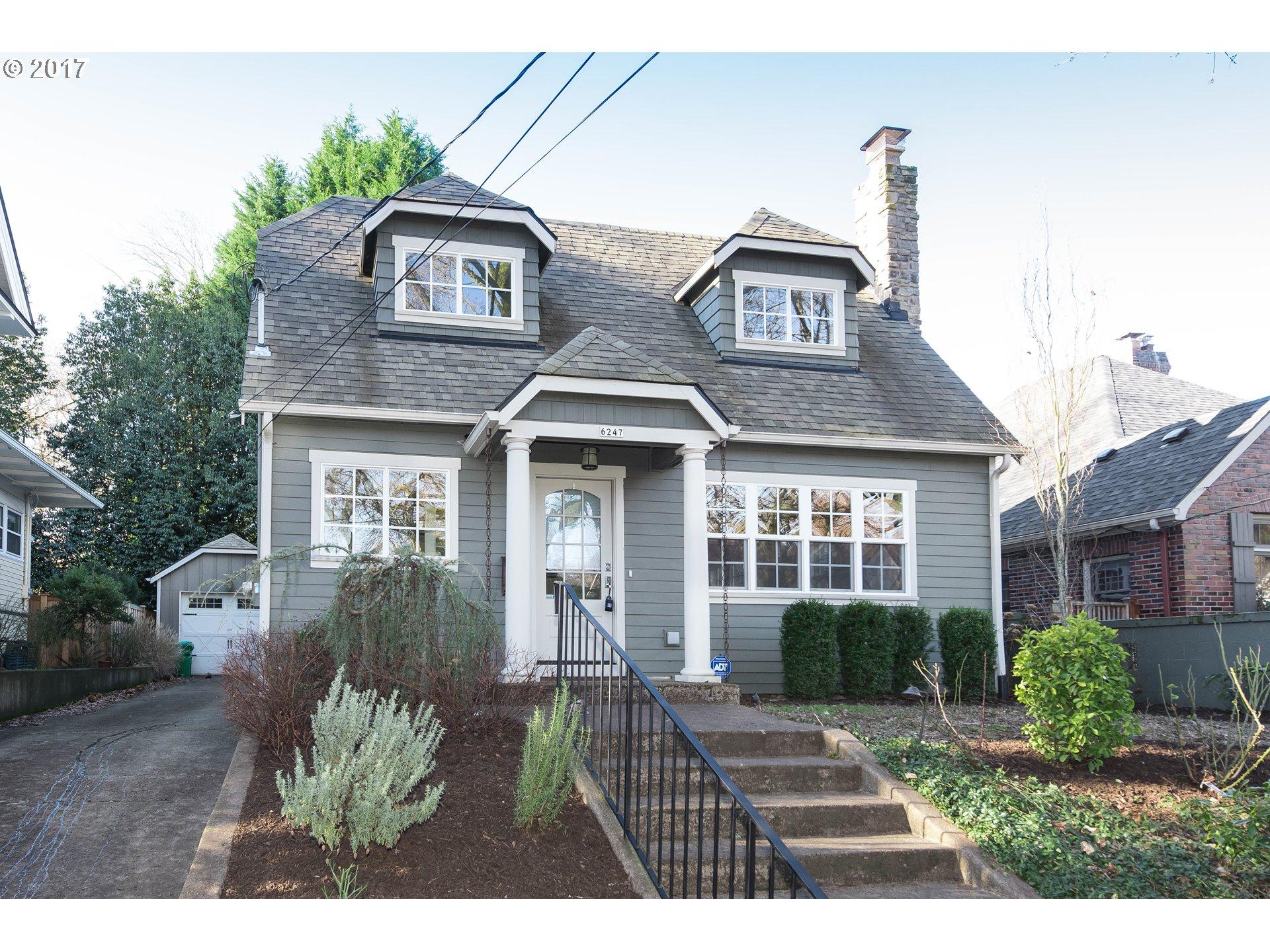 $1,000,000 - 5Br/4Ba -  for Sale in East Moreland, Portland