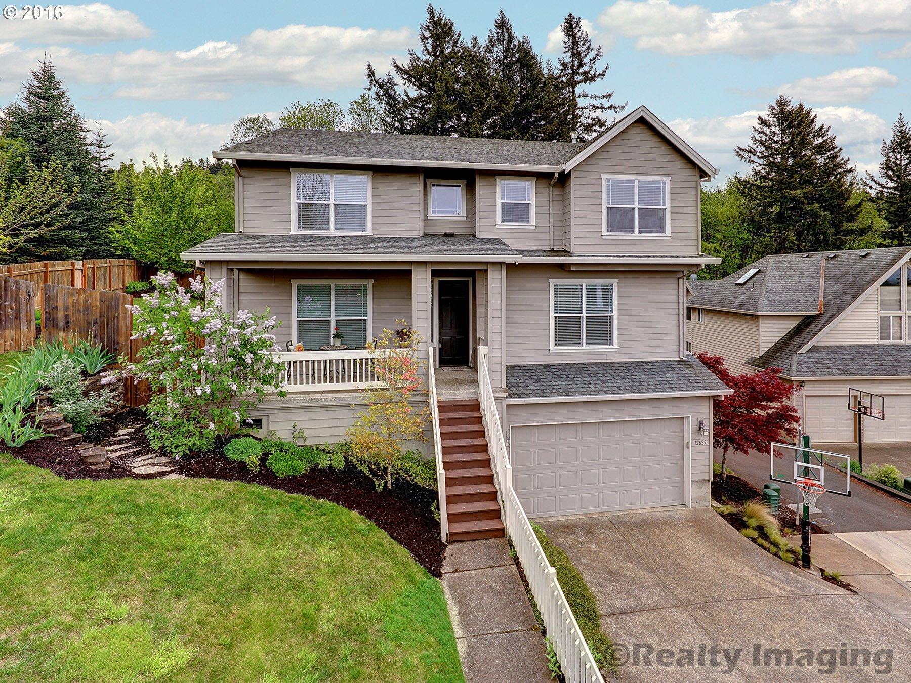 12625 NW ALLY ELIZABETH CT, Portland OR 97229