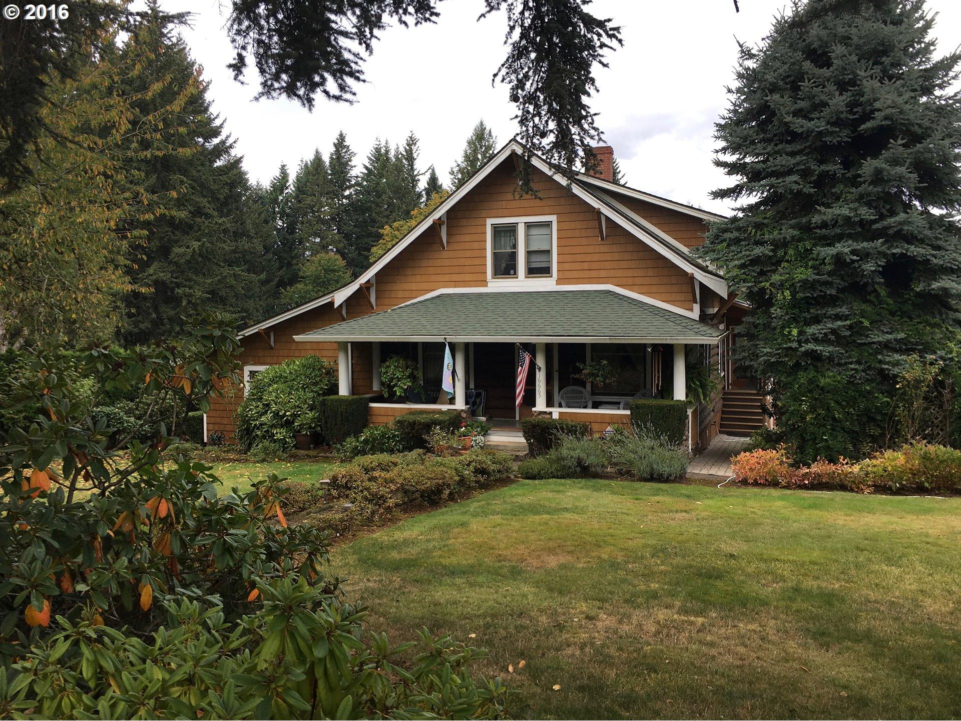 16665 S FORSYTHE RD, Oregon City OR 97045