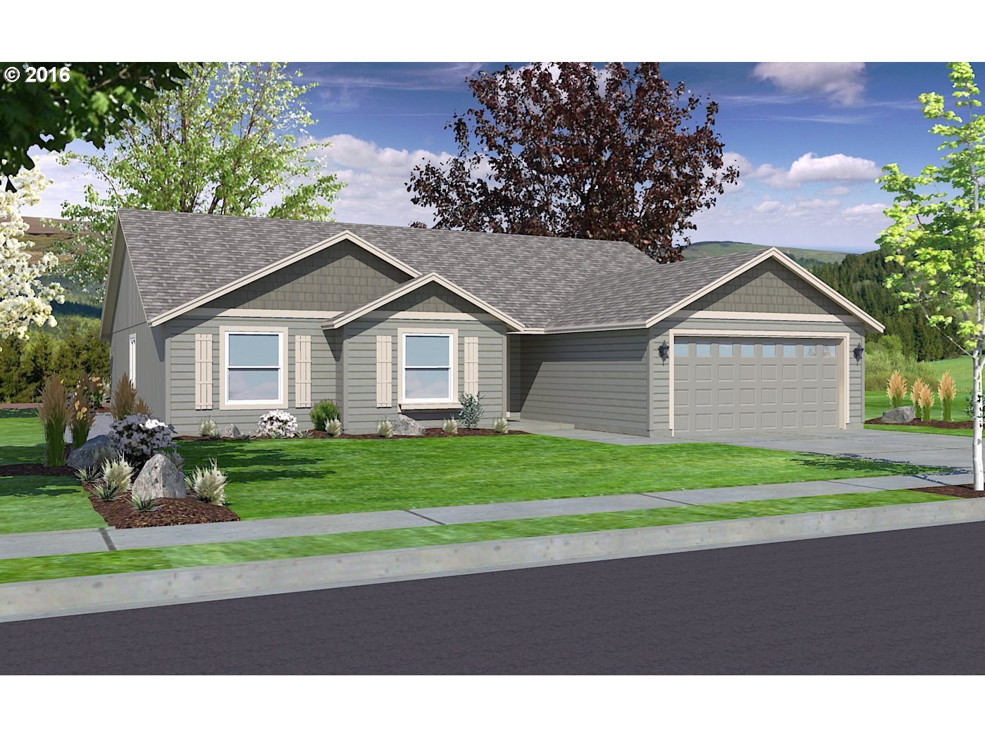 981 S 54th ST, Springfield, OR 97477