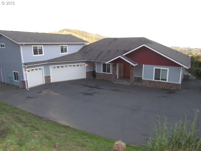Brookings, OR 6 Bedroom Home For Sale