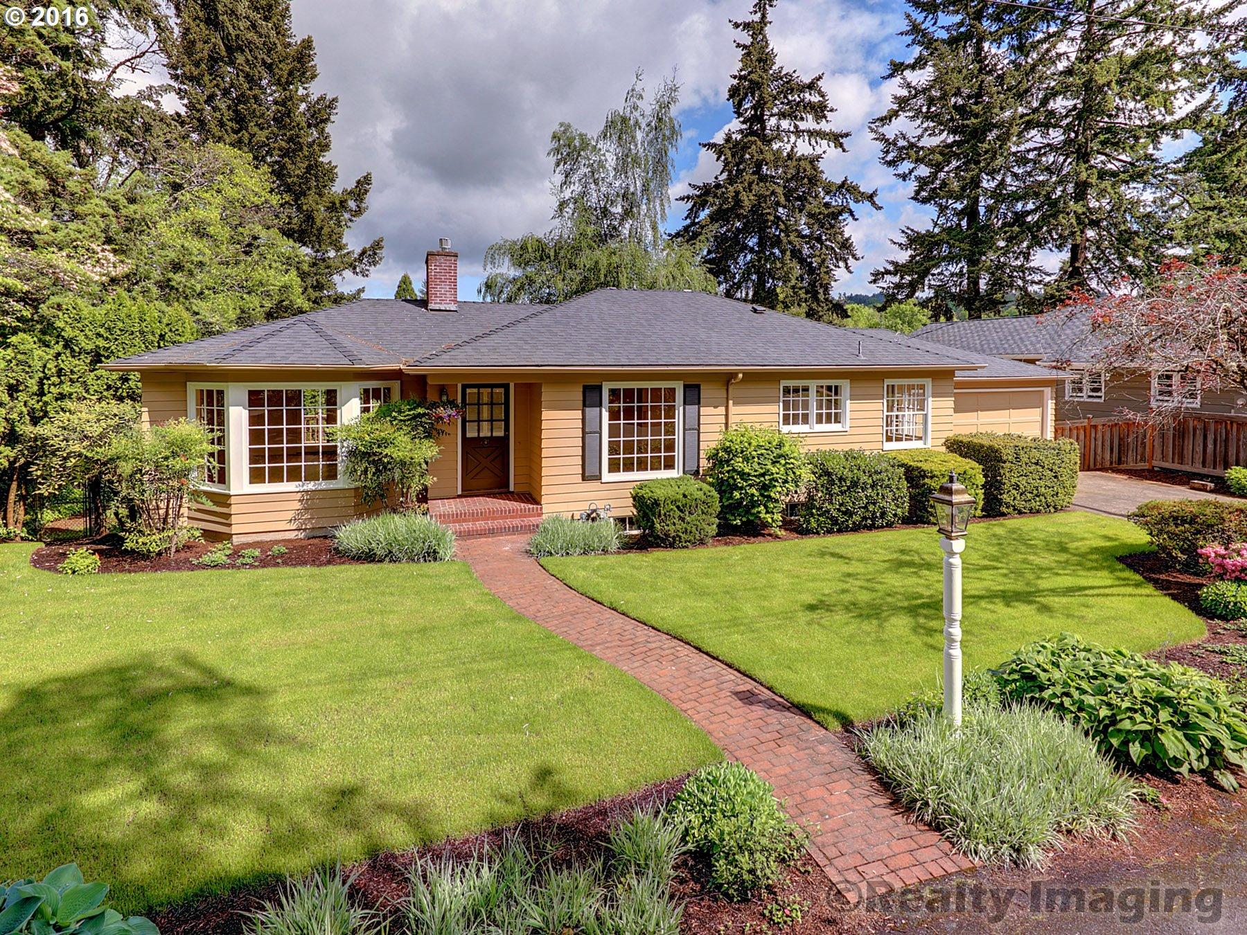 8795 SW BIRCHWOOD RD, Portland OR 97225