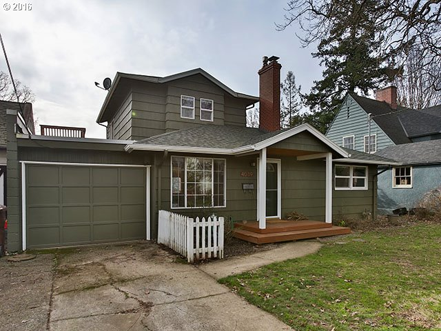 4039 N OVERLOOK TER, Portland OR 97227