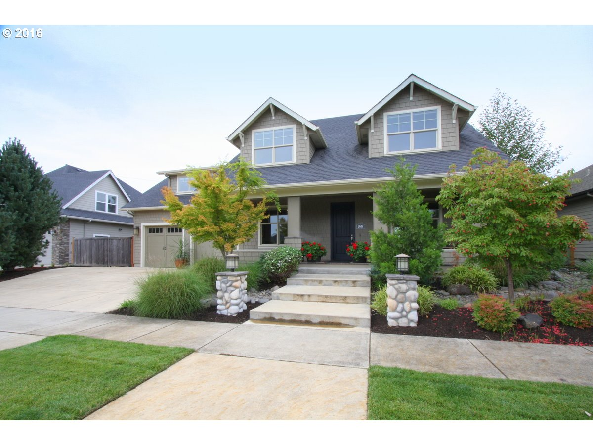 2617 VALLEY FORGE RD, Eugene OR 97408