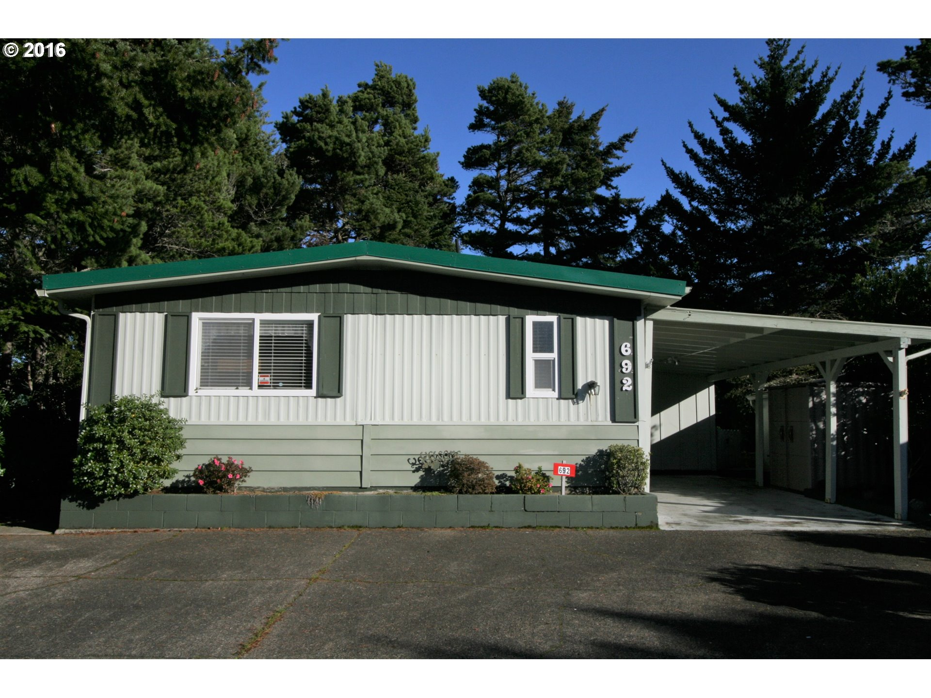 1601 RHODODENDRON DR 692, Florence, OR 97439