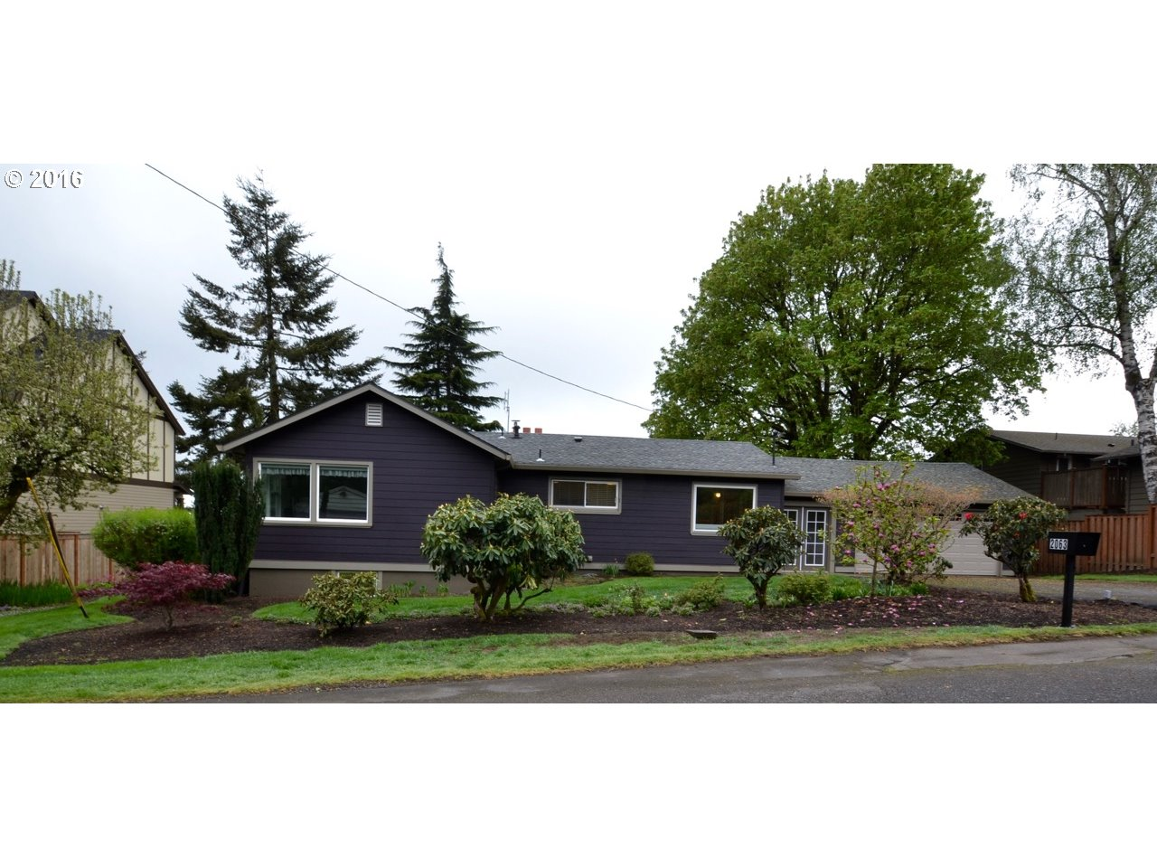 2063 NW RAMSEY DR, Portland, OR 97229