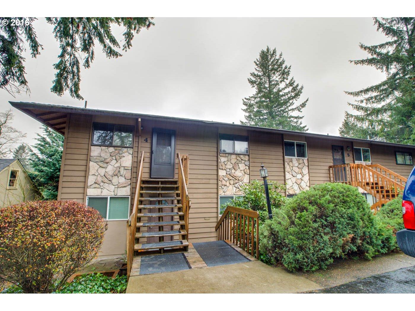 5005 SW MITCHELL ST 4, Portland, OR 97221