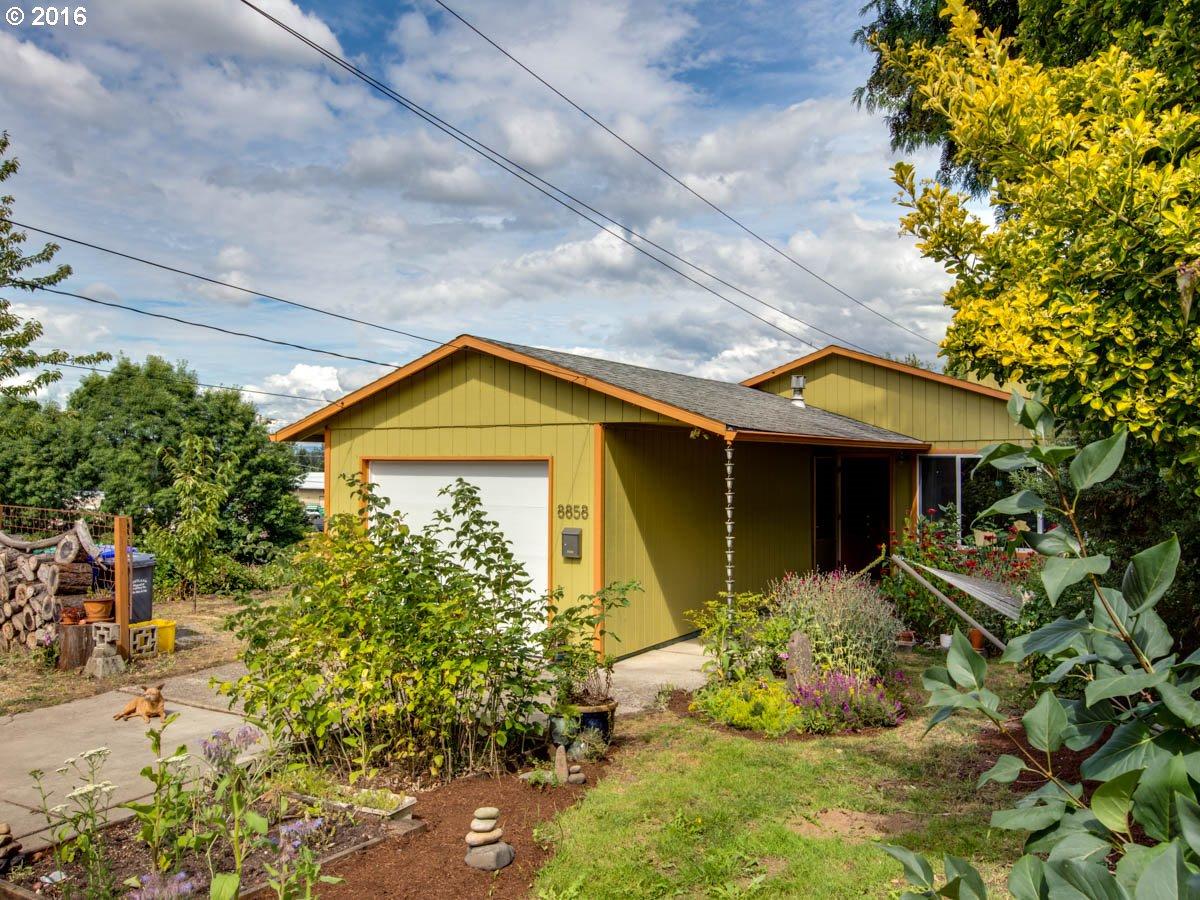 8858 N BURRAGE AVE, Portland, OR 97217