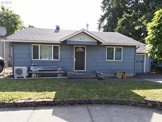 412 N 1ST ST, Creswell, OR 97426