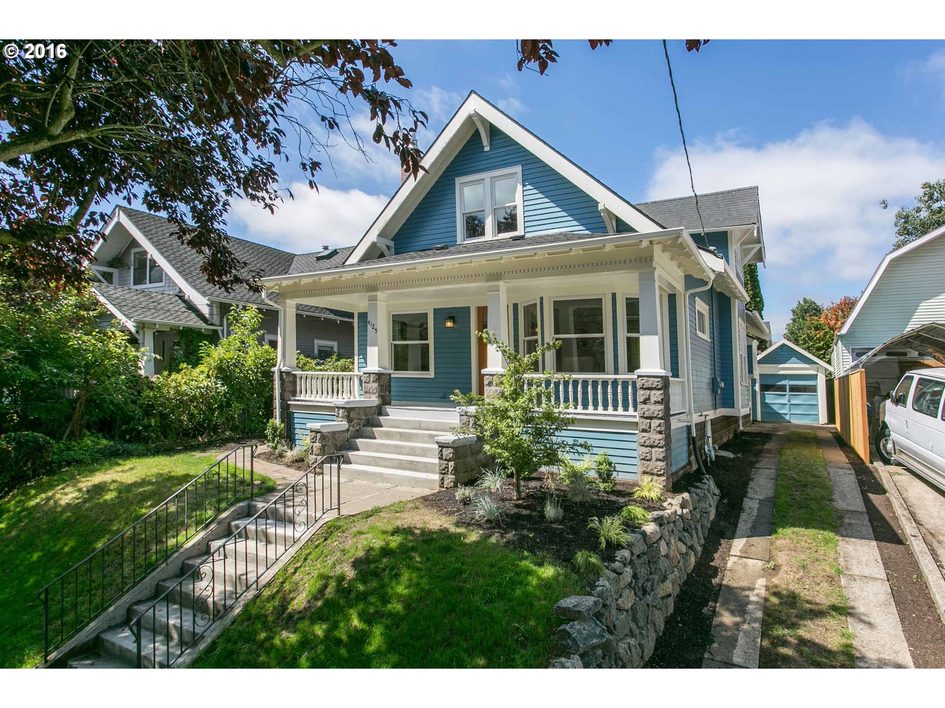 4125 N COLONIAL AVE, Portland OR 97217
