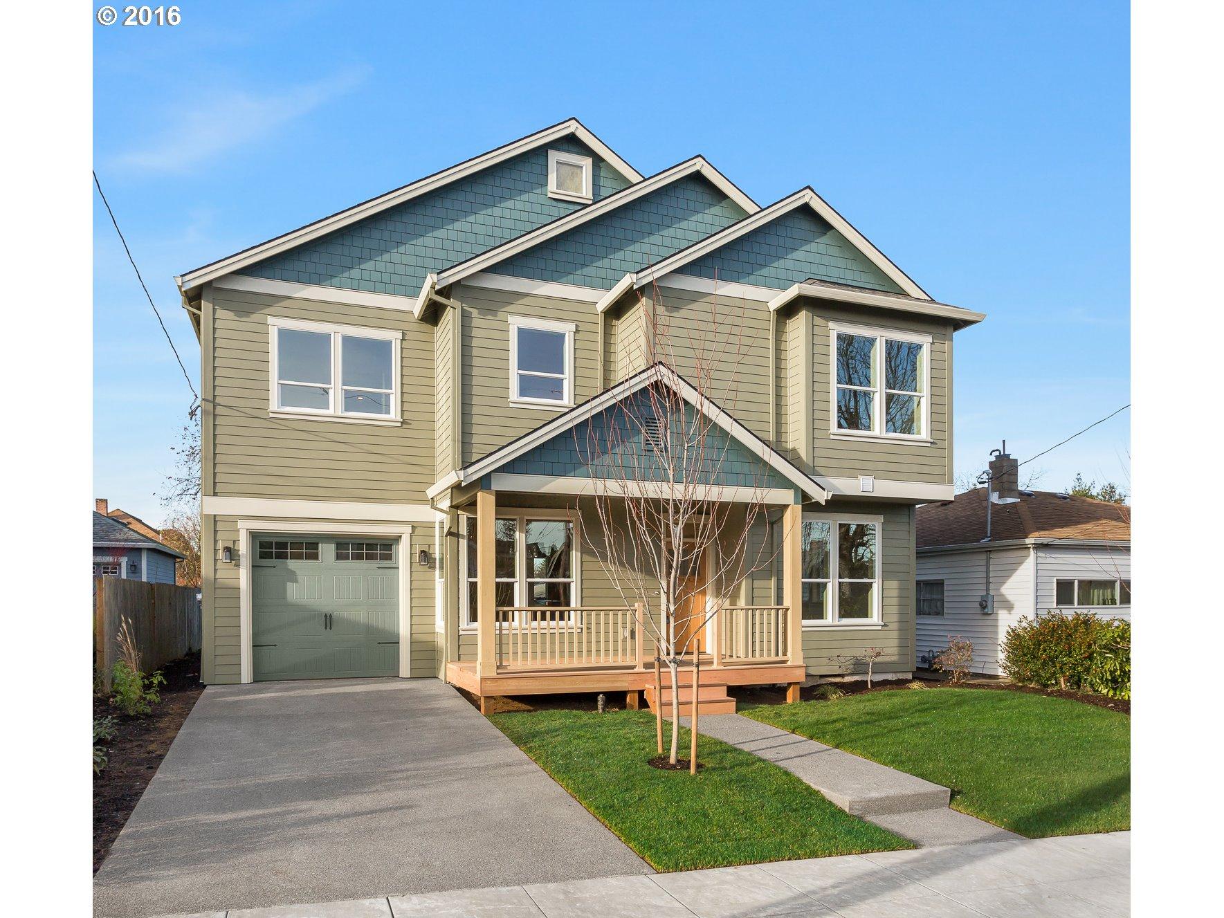 1025 NE DEAN ST, Portland OR 97211