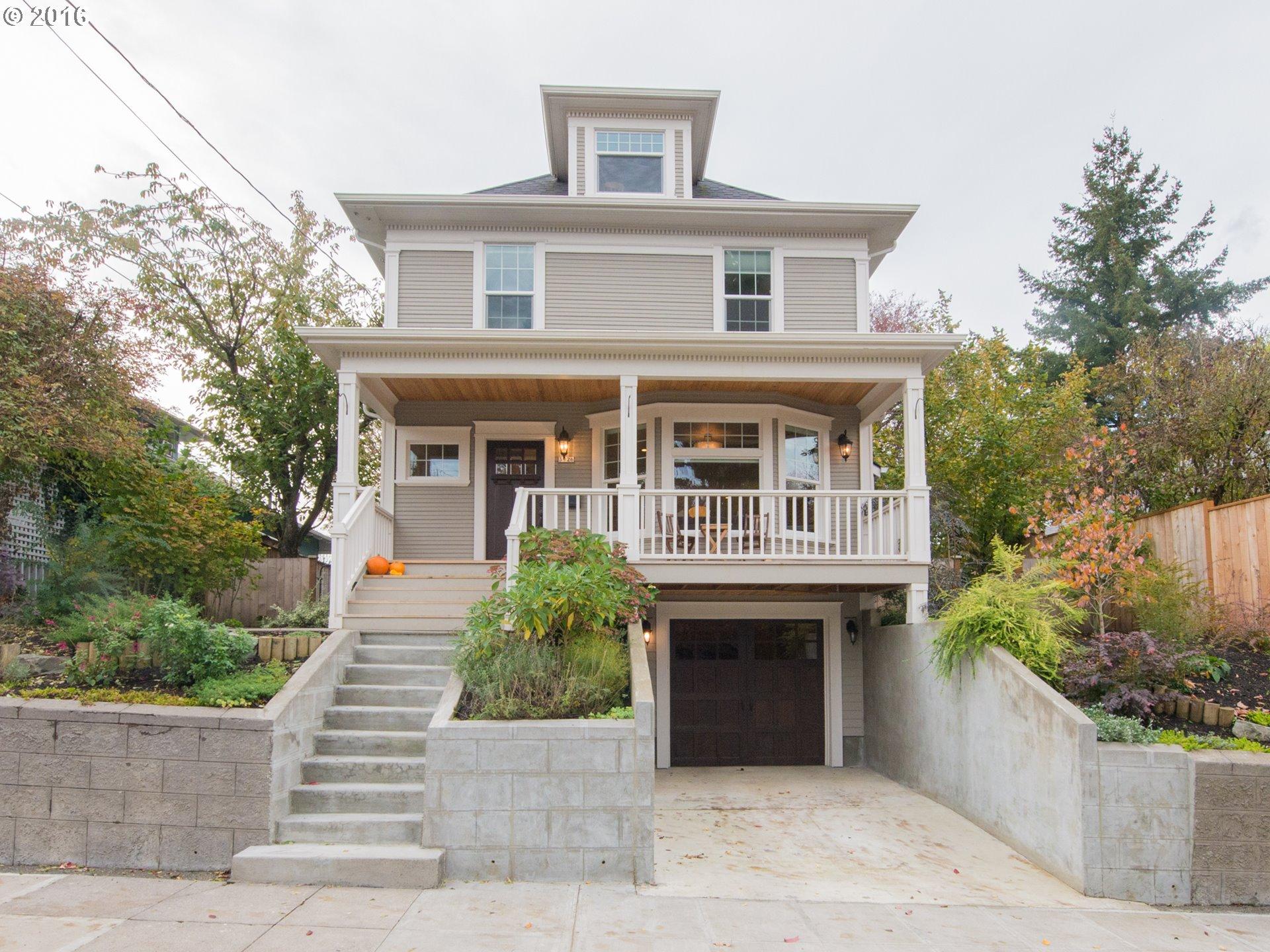 3926 SE CORA ST, Portland OR 97202
