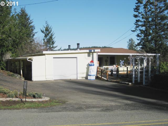 3210 SHELLEY LN, Coquille OR 97423