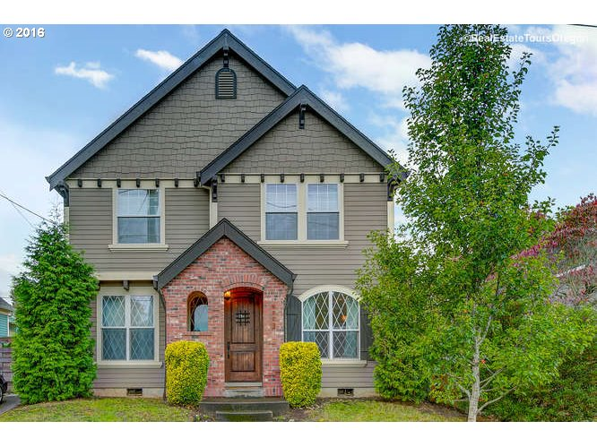 1743 sq. ft 4 bedrooms 2 bathrooms  House For Sale,Portland, OR