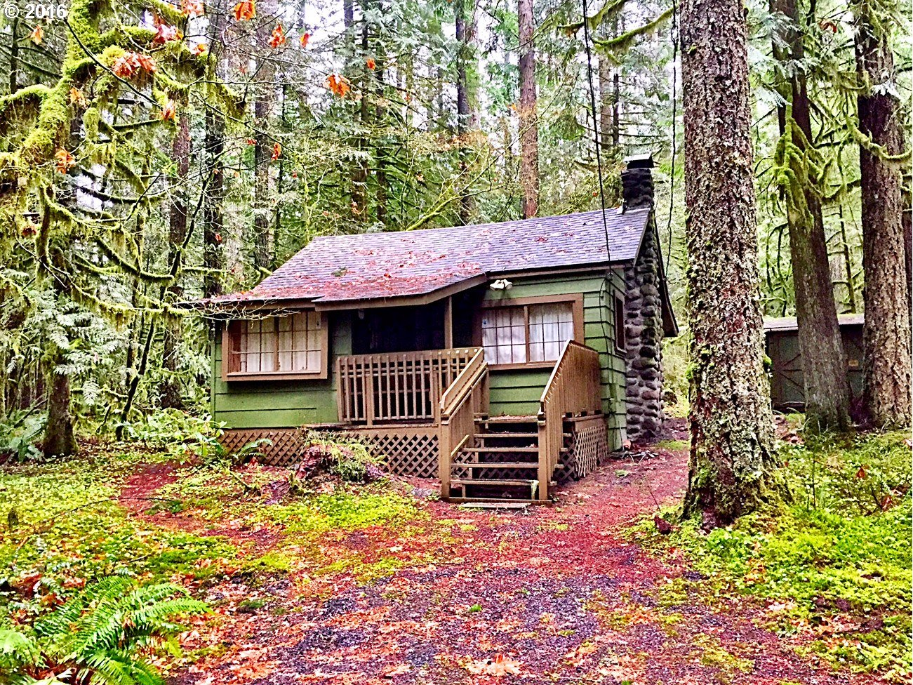 Forest Service Leased Land Cabins