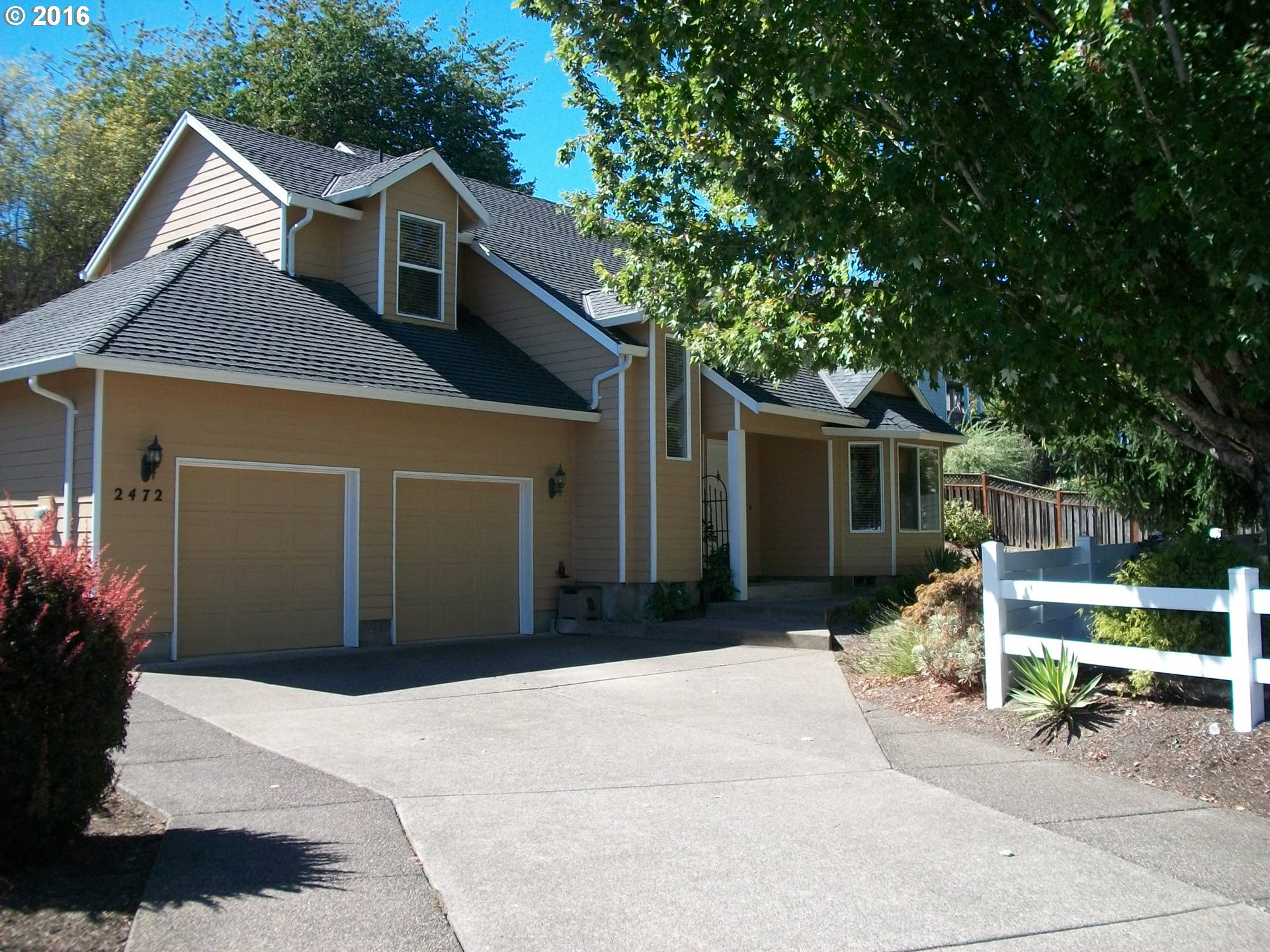2472 NW ANTHONY CT, Mcminnville OR 97128