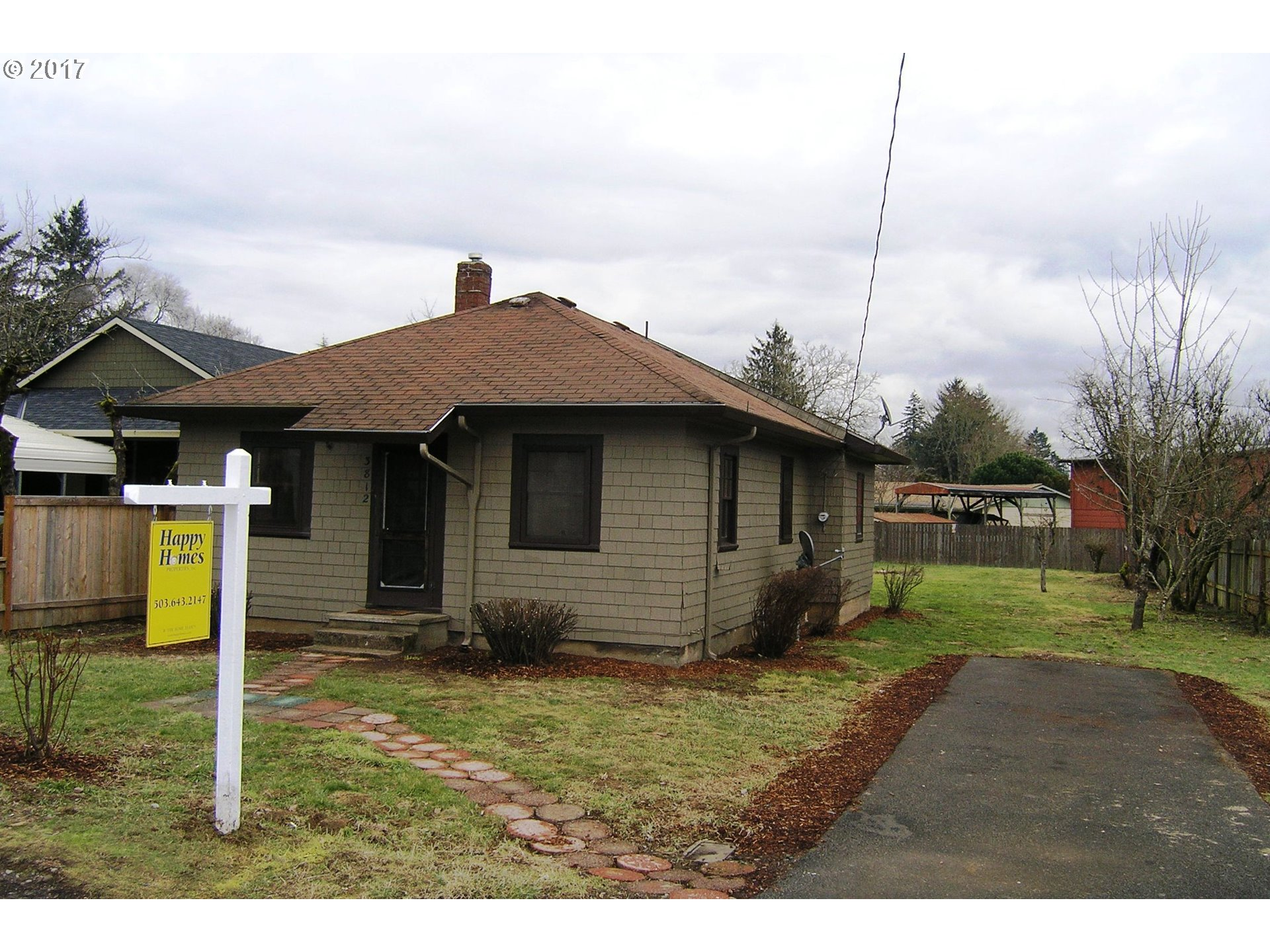 3812 SE 132ND AVE, Portland, OR 97236