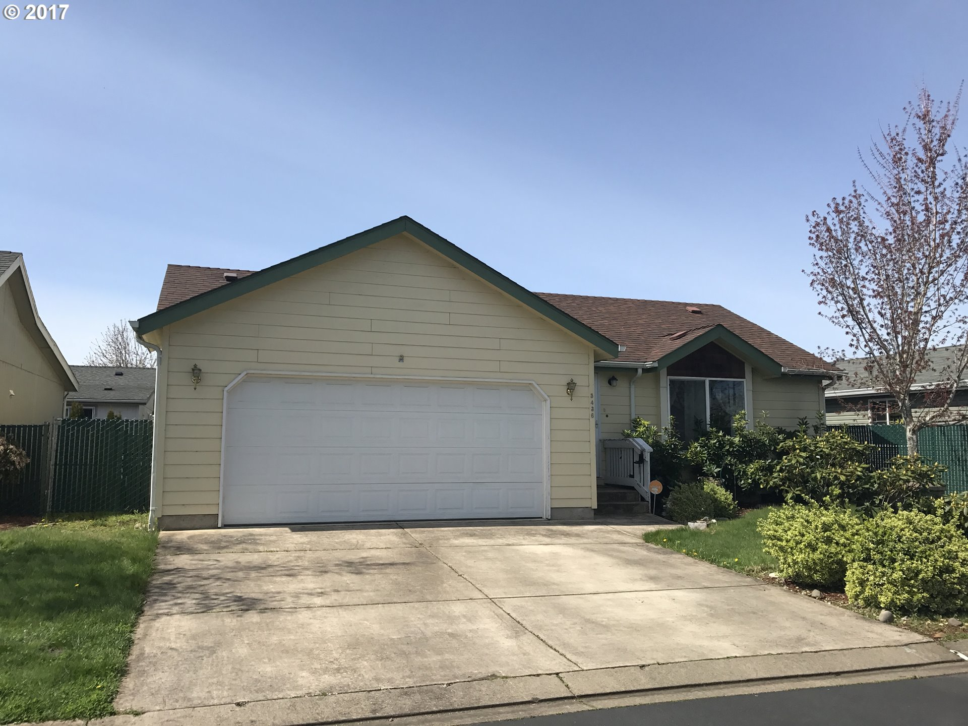 5436 OLYMPIC CIR, Eugene, OR 97402