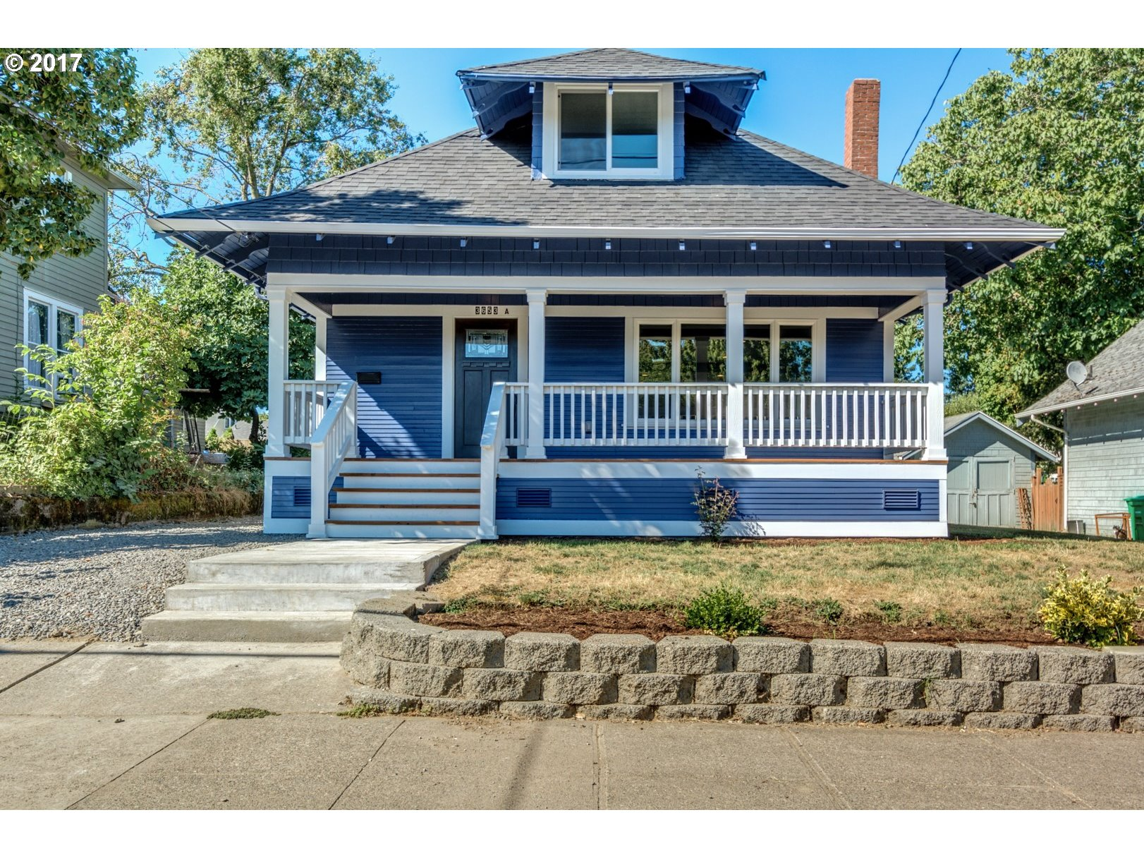 3653 SE GLADSTONE ST, Portland OR 97202