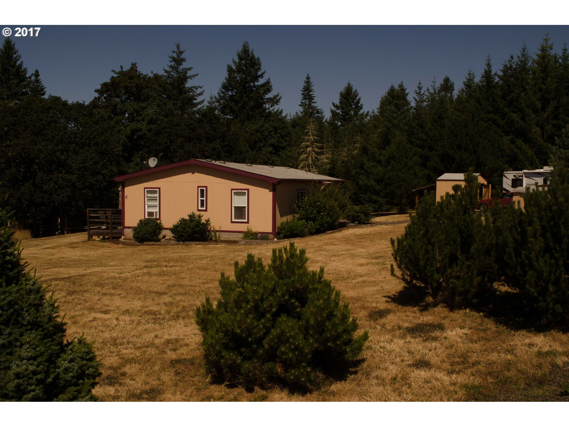 26716 FERN RIDGE RD, Sweet Home, OR 97386