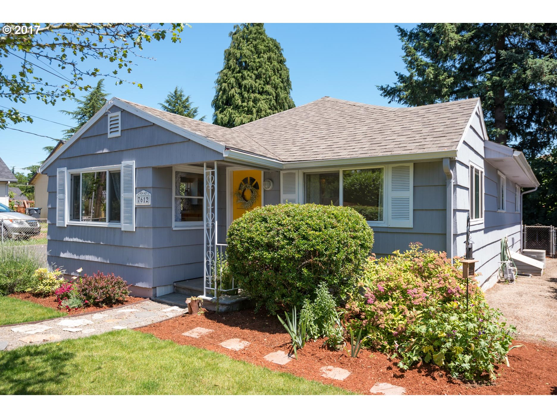 7612 SE 62ND AVE Portland, OR 97206 - MLS #: 17017779