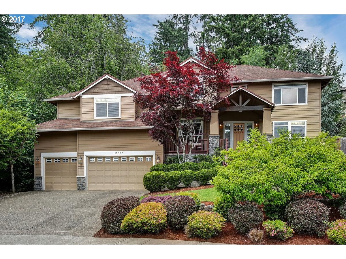 15067 SW SUMMERVIEW DR Tigard, OR 97224 - MLS #: 17034850