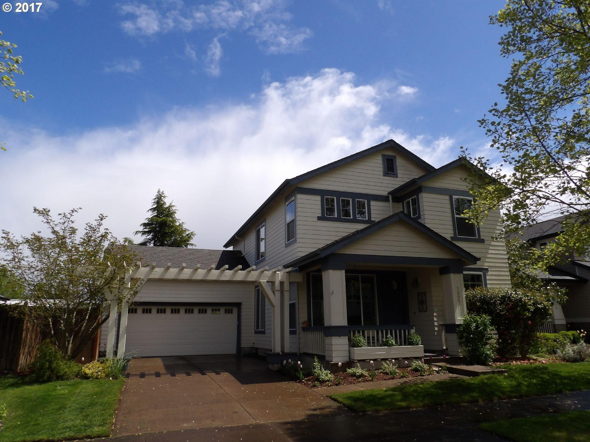 1827 PRASLIN ST, Eugene OR 97402