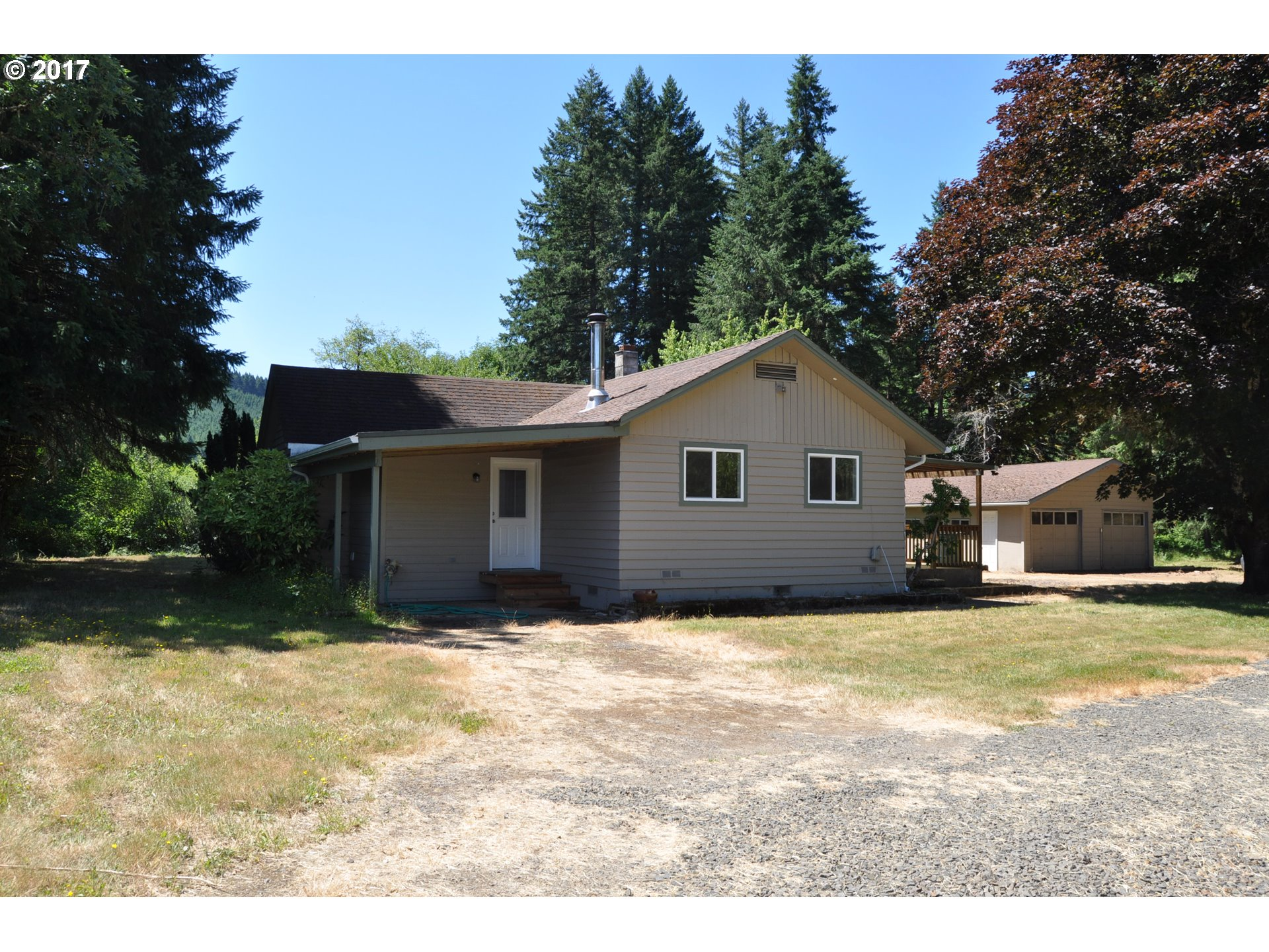 23468 HALL RD, Cheshire, OR 97419