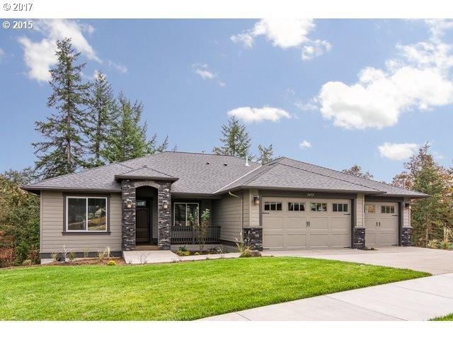 3433 SUMMIT SKY BLVD, Eugene, OR 97405