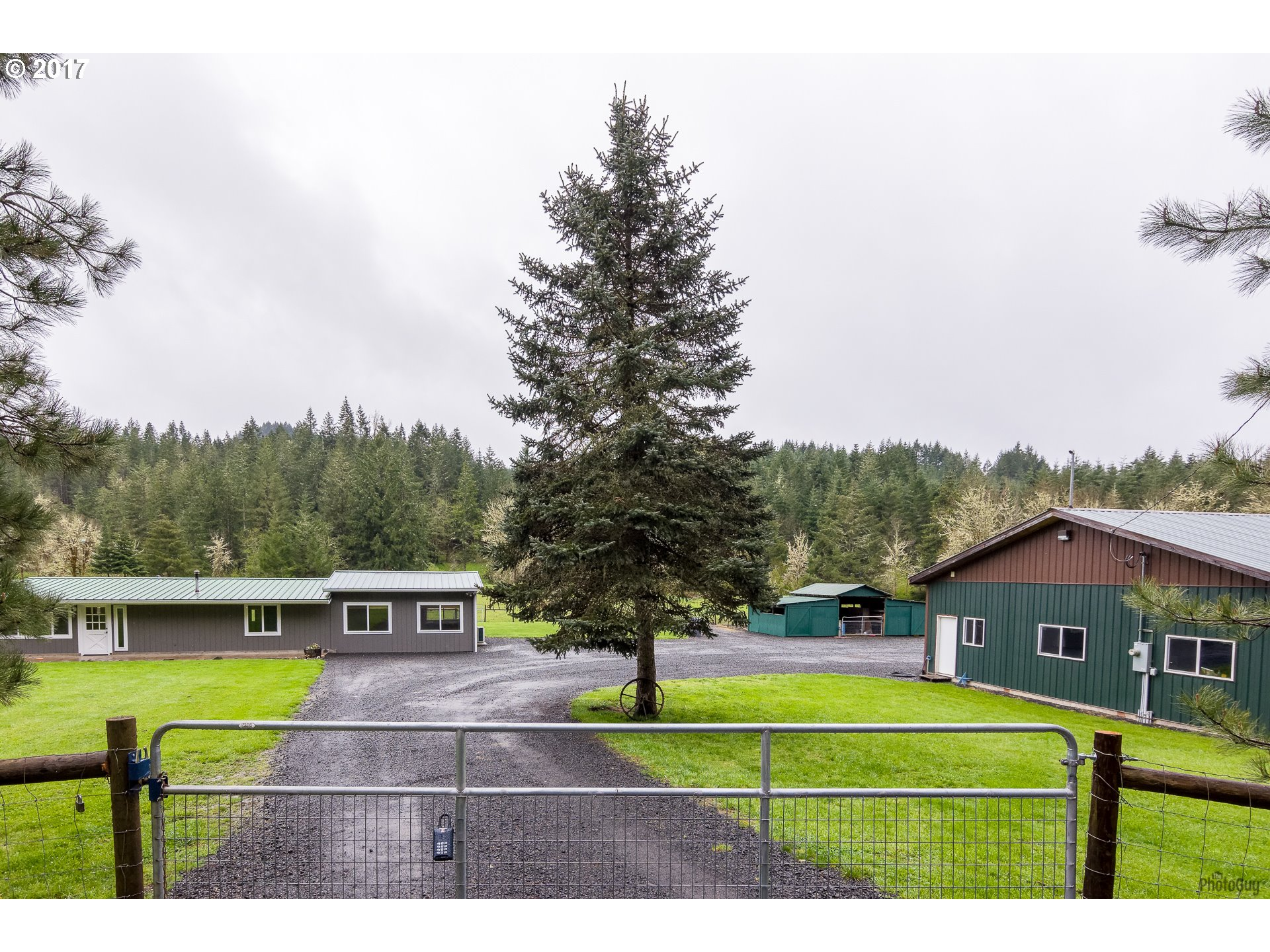 82250 WEISS RD, Creswell, OR 97426