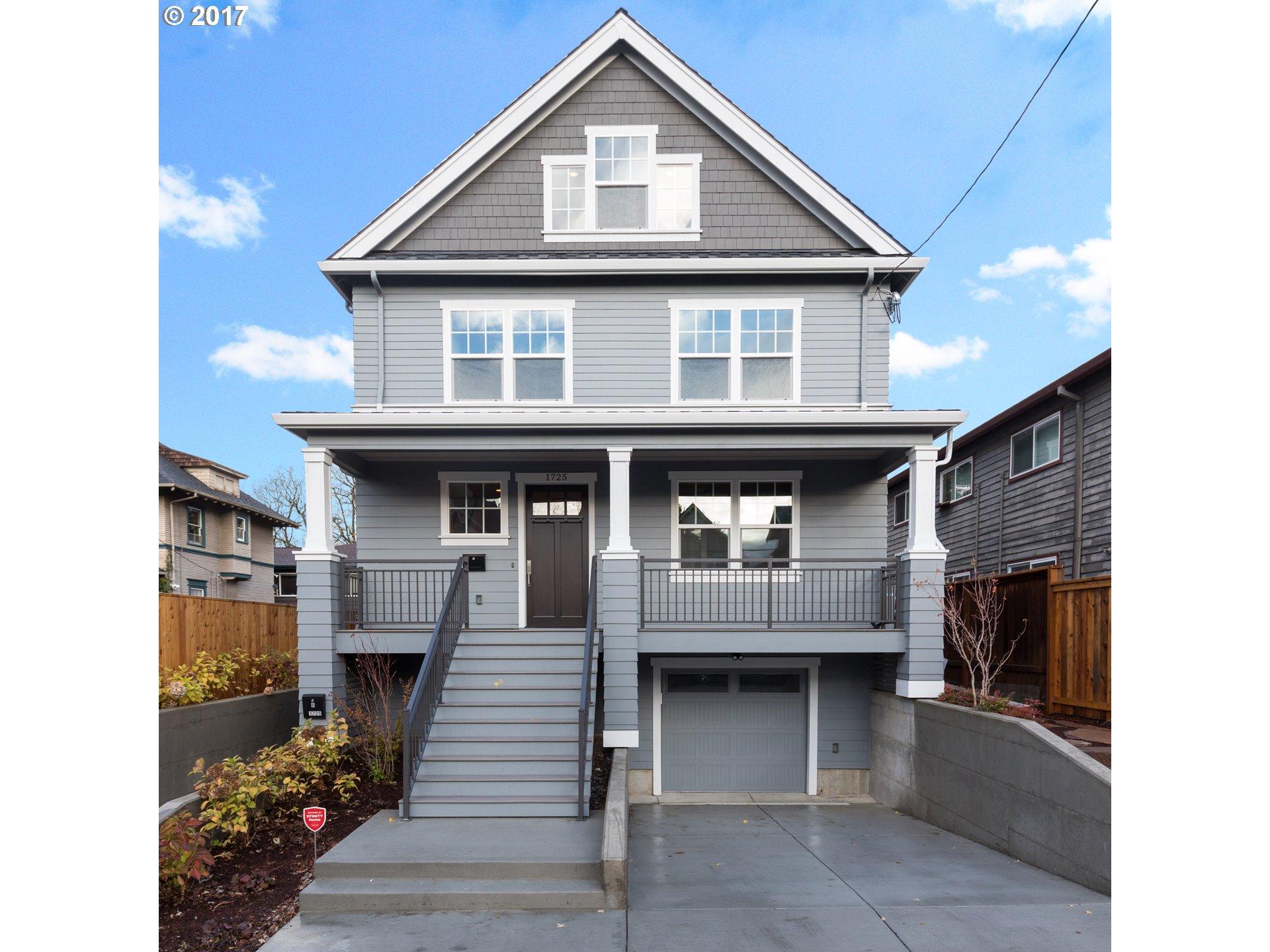 1725 SE ALDER ST, Portland OR 97214