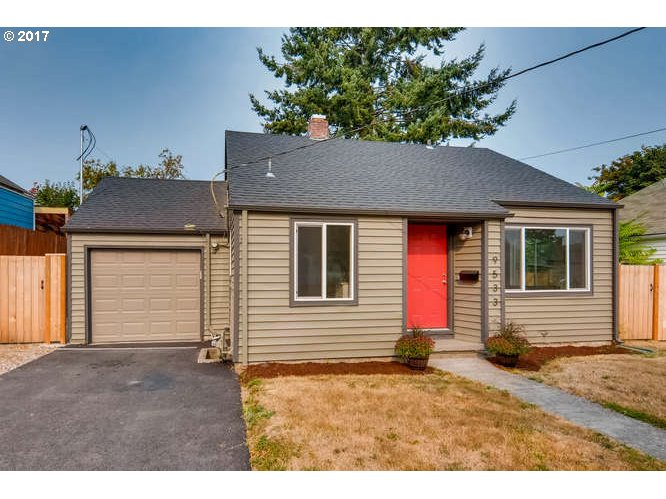 Craving the Portland bungalow style home for under $400k? This home is for you! Fully remodeled with a classic touch throughout.Have you seen the basement? Perfect for a possible ADU and added income. Game room? feisty teenagers room? Better come look and see for yourself!