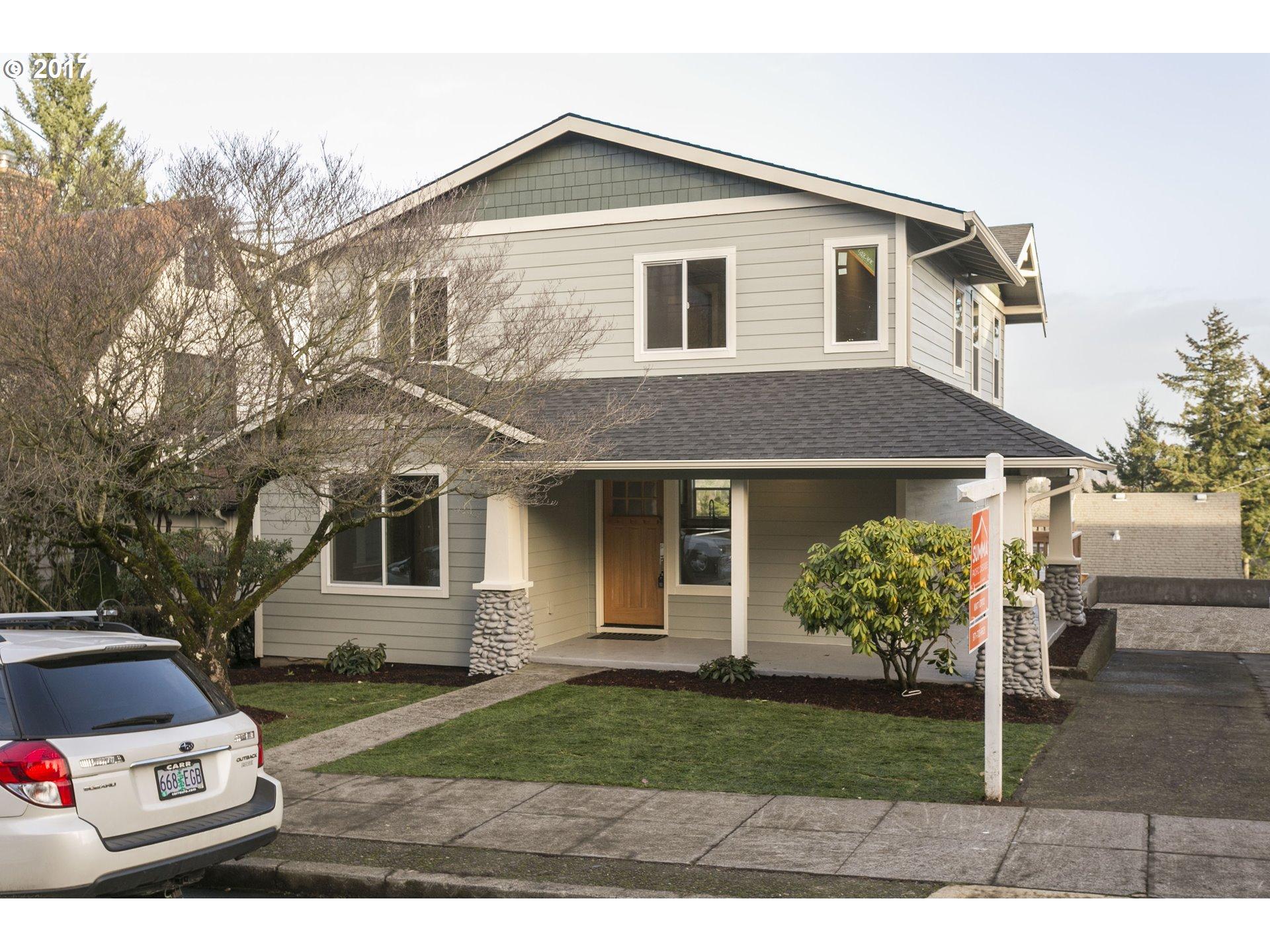 Mt tabor se portland oregon real estate homes for sale for 50th avenue salon portland