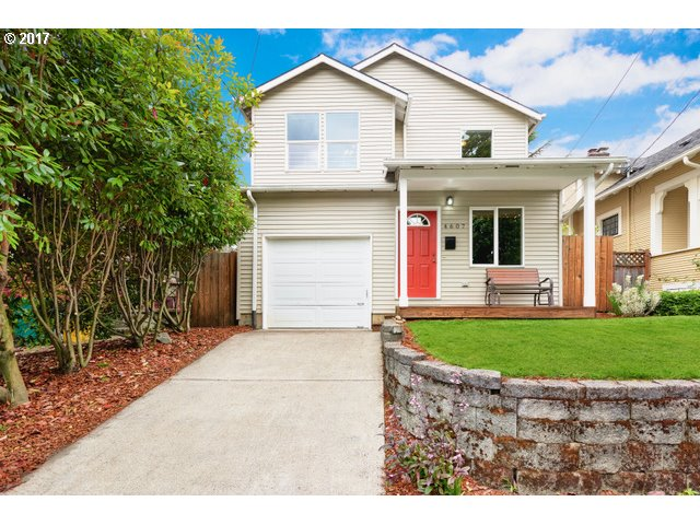1572 sq. ft 3 bedrooms 2 bathrooms  House For Sale,Portland, OR
