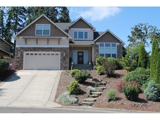 6121 FOREST RIDGE DR, Springfield, OR 97478