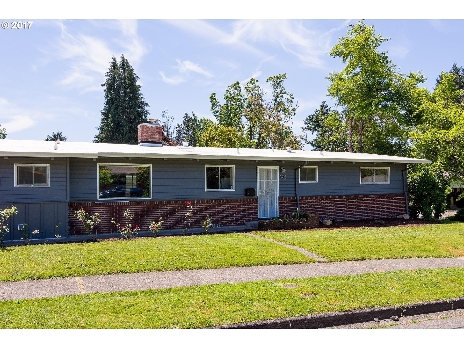 3215 POTTER ST, Eugene OR 97405