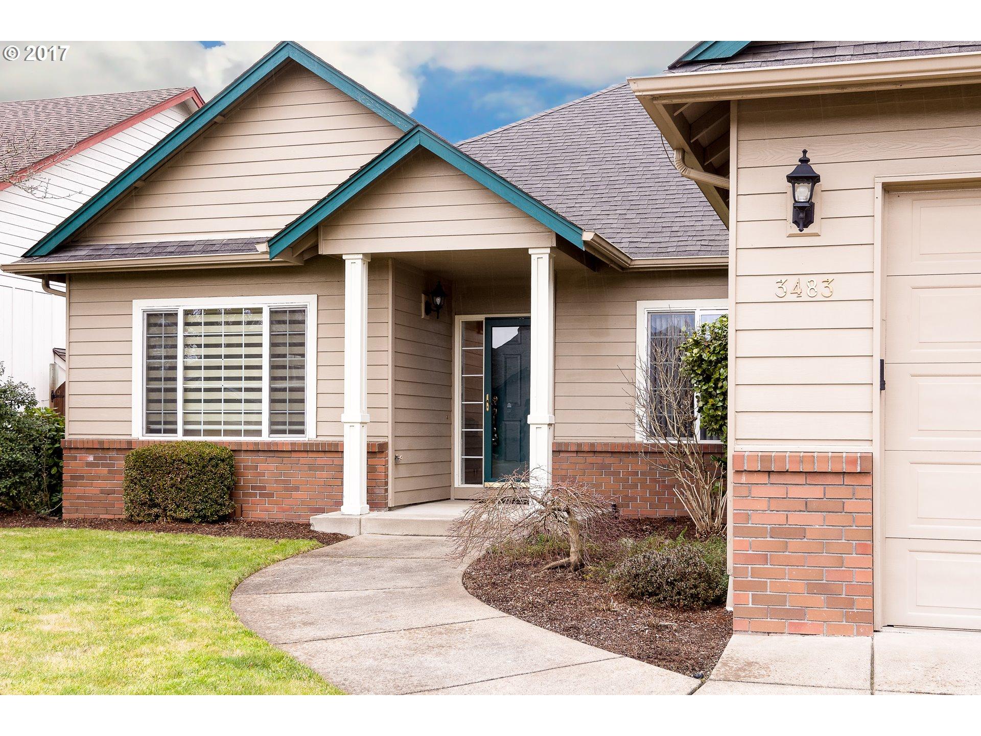 3483 QUAIL RIDGE LN, Eugene, OR 97404