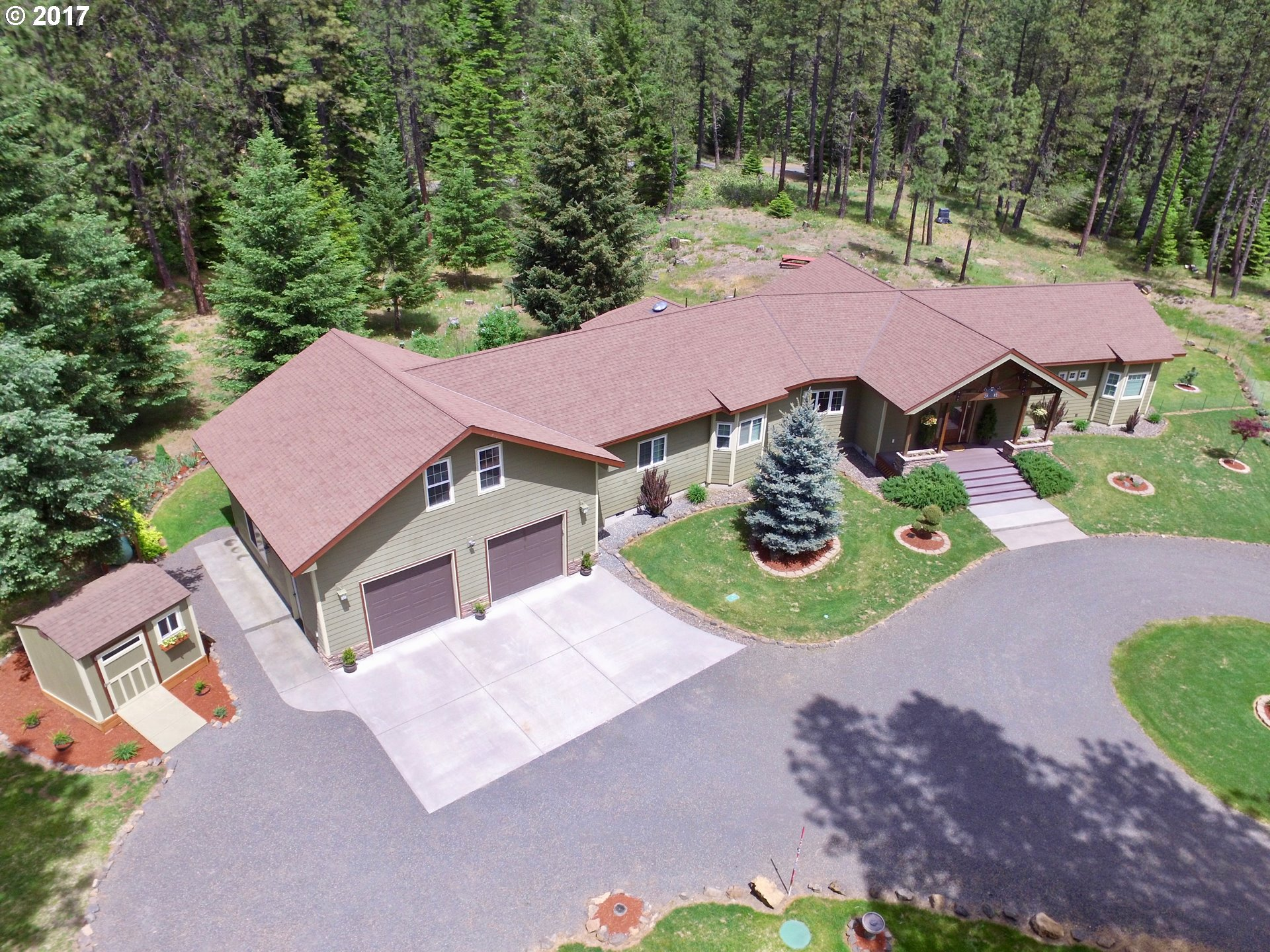21 WESTSIDE RD, Trout Lake, WA 98650
