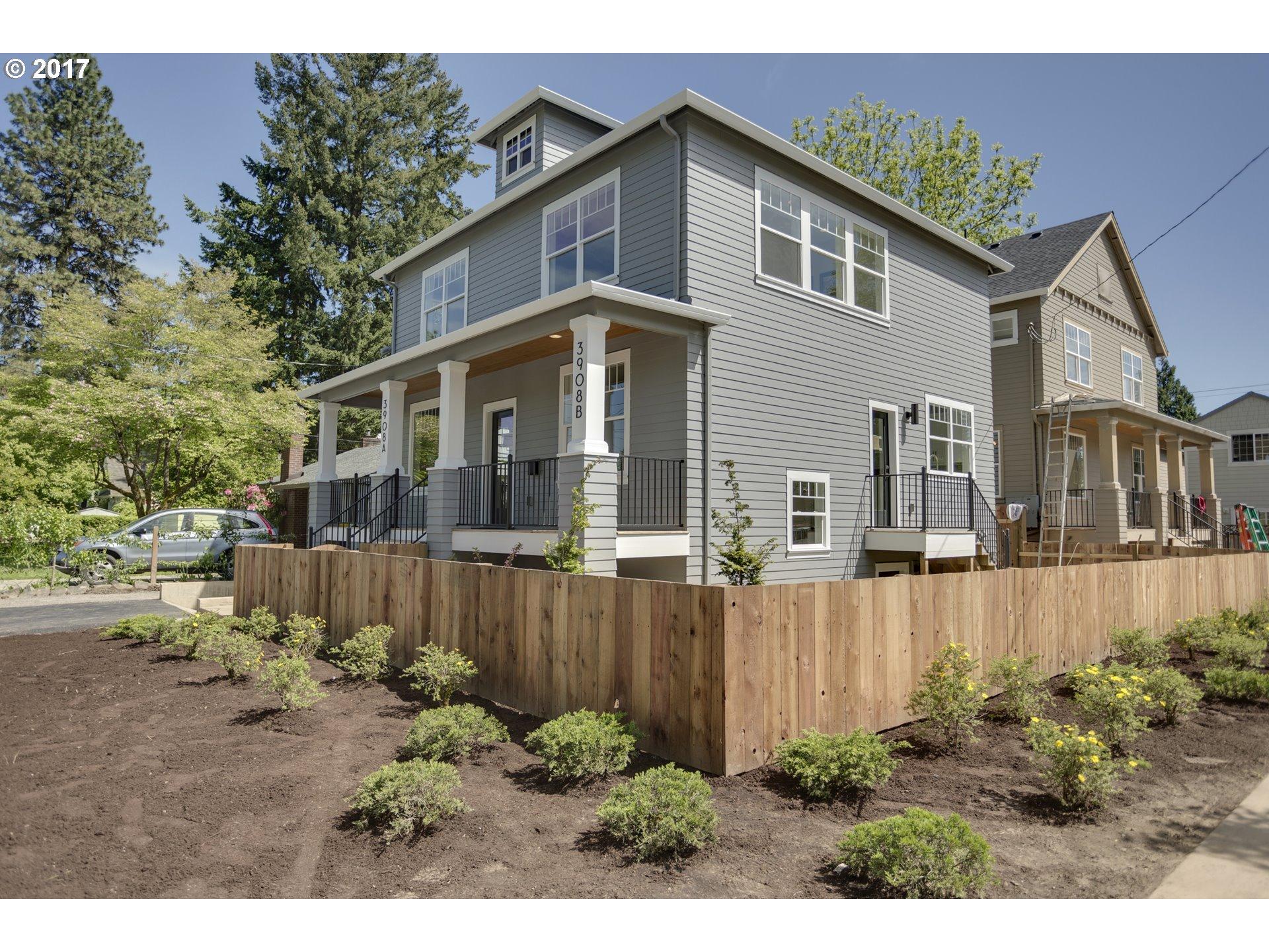 3908 SE Nehalem ST, Portland, OR 97202