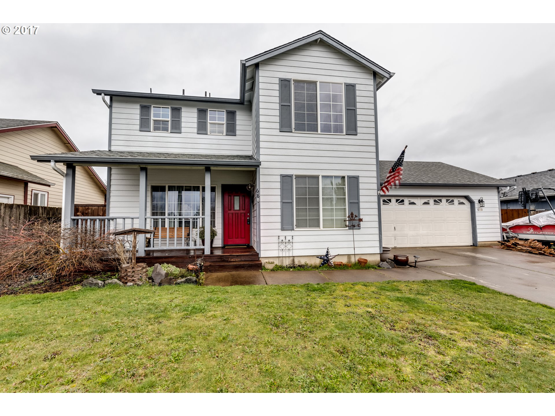 680 PINE CT, Creswell, OR 97426