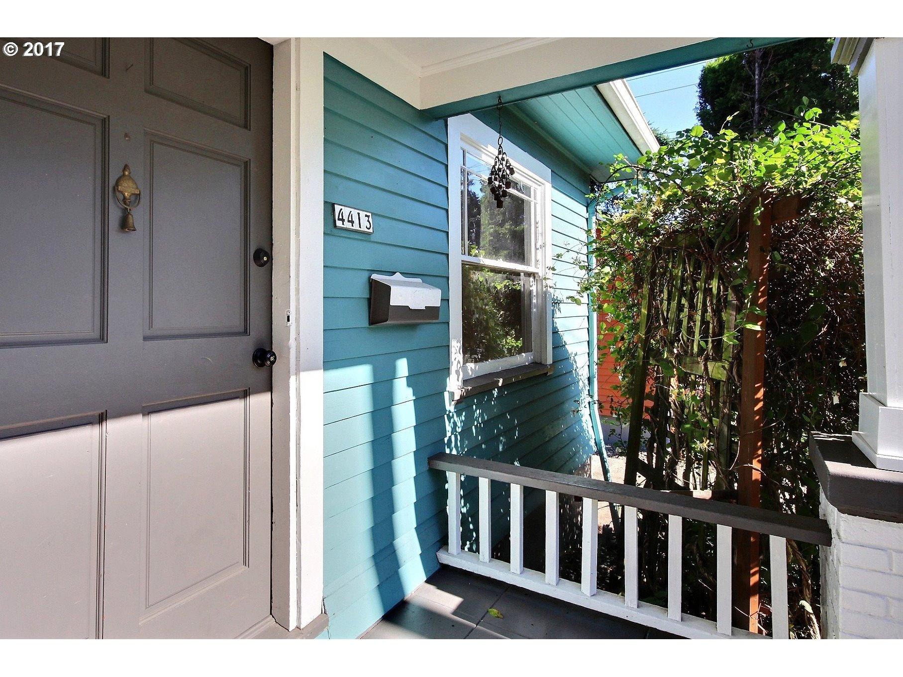 4413 NE 33RD AVE Portland, OR 97211 - MLS #: 17078246