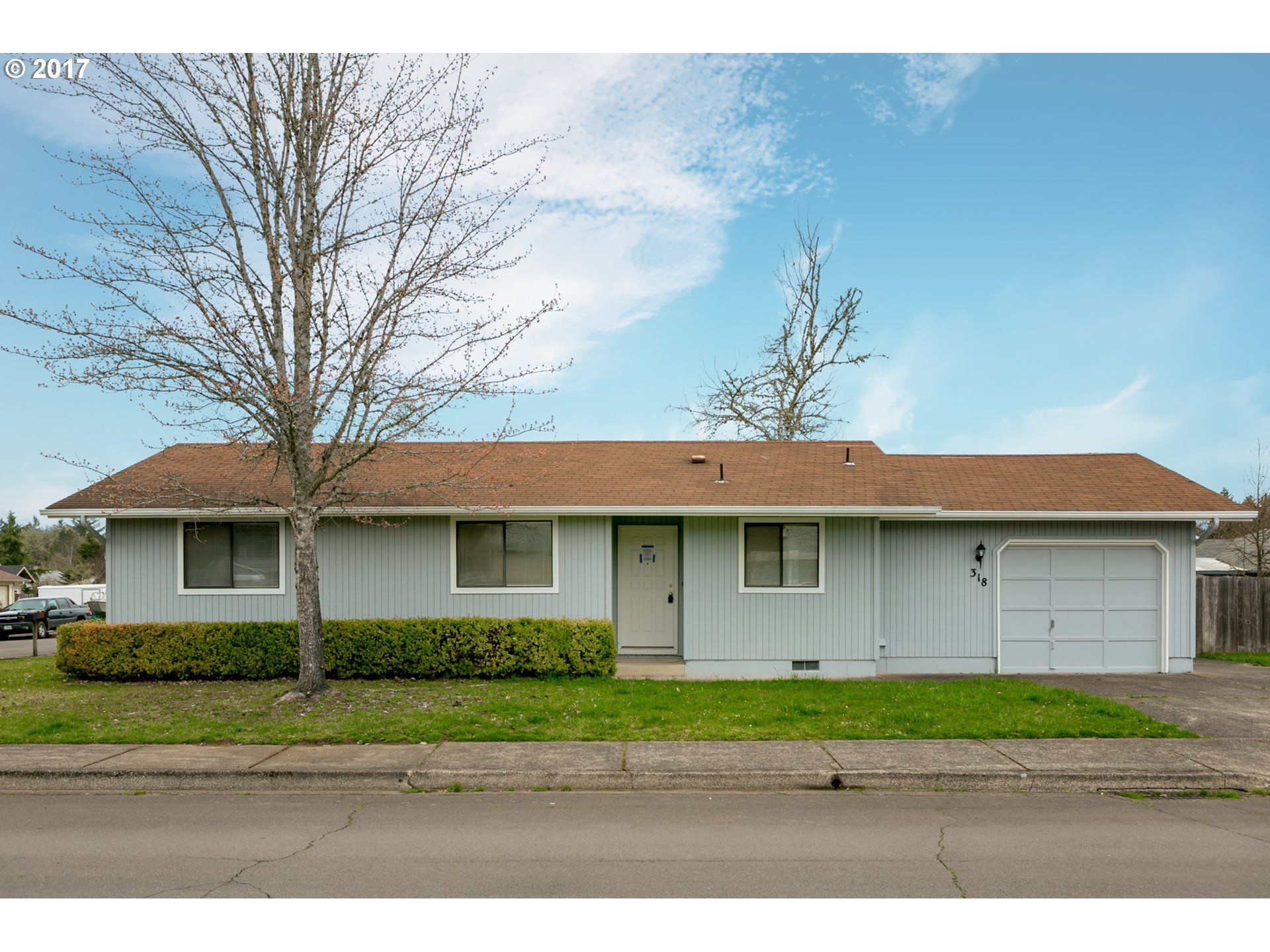 318 S S ST, Cottage Grove, OR 97424