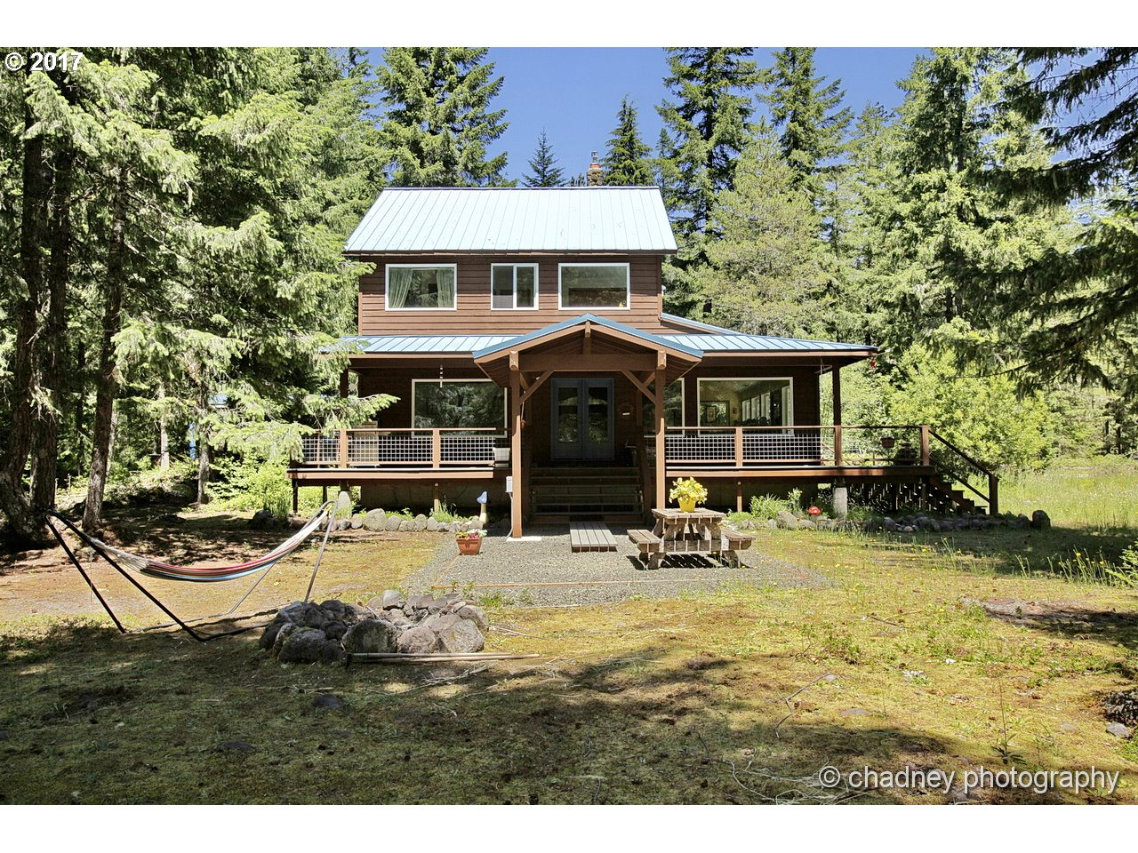 20166 E LOLO PASS RD, Rhododendron, OR 97049