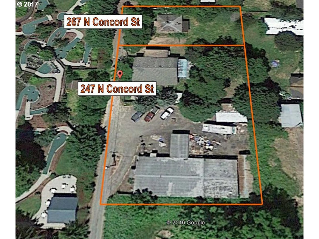 247 N CONCORD ST, Eugene, OR 97403