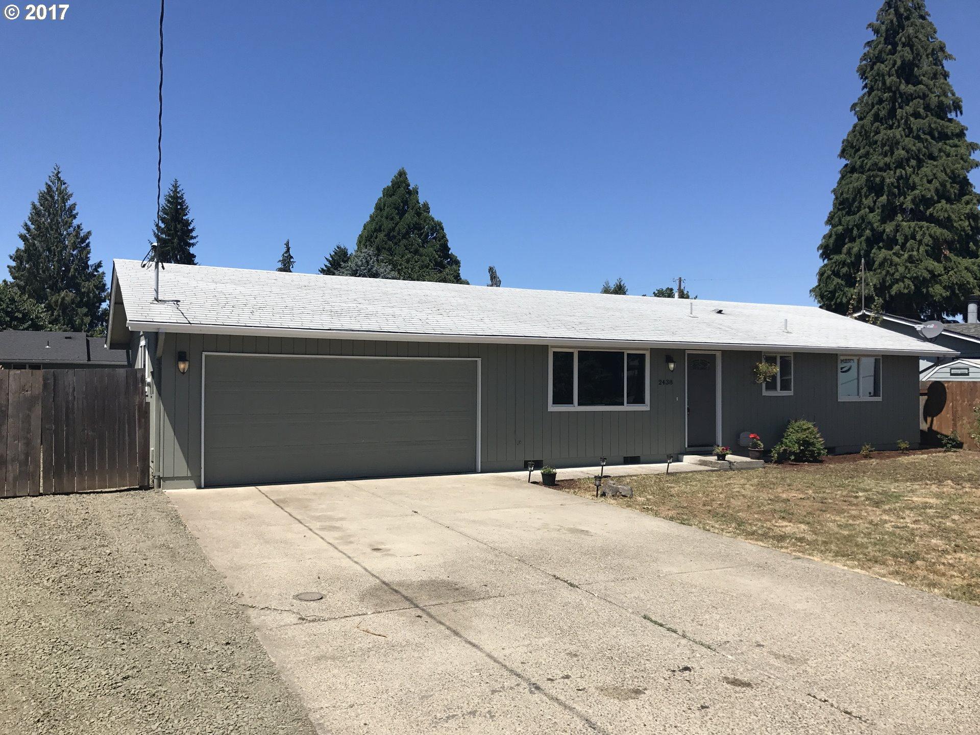 2438 E IRWIN WAY, Eugene OR 97402