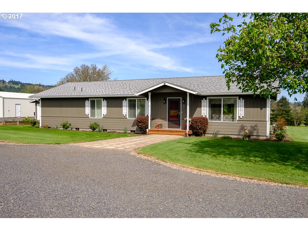 27999 PLEASANT VALLEY RD, Sweet Home, OR 97386