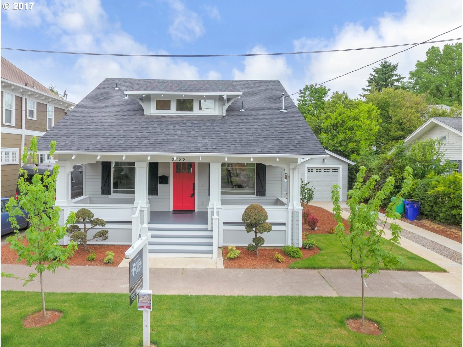 2233 SE 26TH AVE Portland, OR 97214 - MLS #: 17097116
