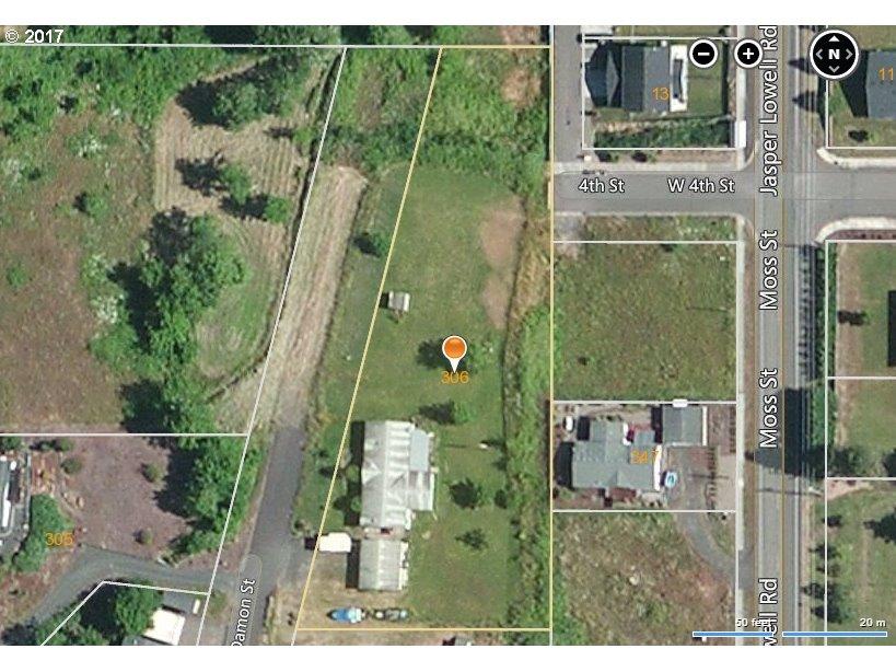 306 N DAMON ST, Lowell, OR 97452