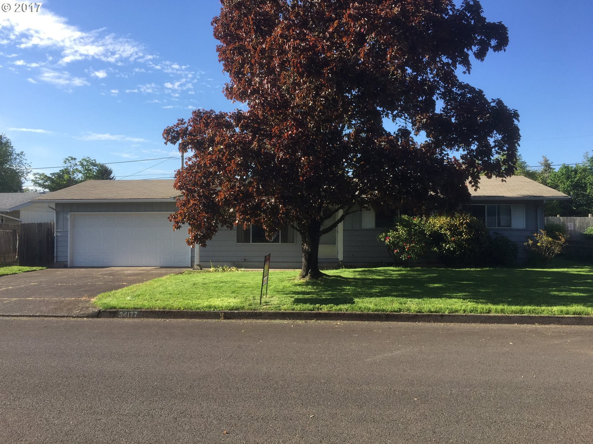 1112 sq. ft 3 bedrooms 1 bathrooms  House For Sale,Eugene, OR